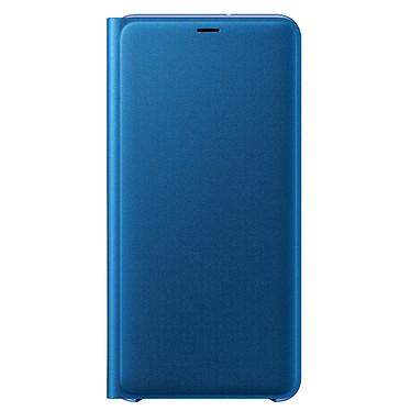Opiniones sobre Samsung Flip Wallet Azul Galaxy A7 2018