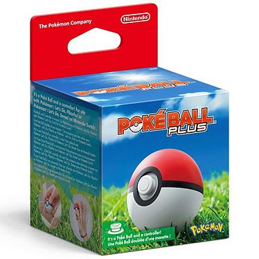 Avis Nintendo Poké Ball Plus (Switch)