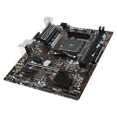 Avis Kit Upgrade PC AMD Ryzen 5 1600 MSI A320M PRO-VH PLUS