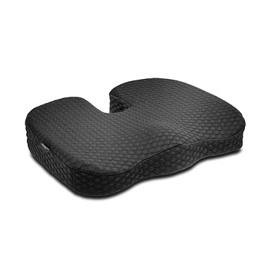 Kensington Coussin Premium Cool Gel Seat Cushion (K55807WW) Coussin ergonomique à mémoire de forme