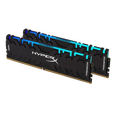 HyperX Predator RGB 16 Go (2x 8 Go) DDR4 3200 MHz CL16