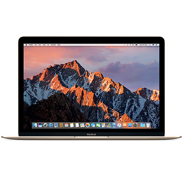 "Apple MacBook 12"" Or (MRQN2FN/A)"