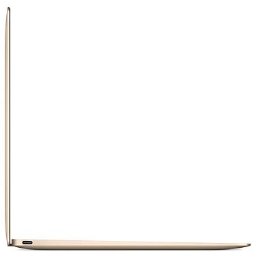 """Avis Apple MacBook 12"""" Or (MRQN2FN/A)"""