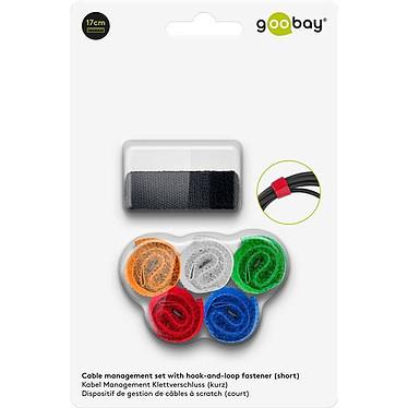 Acheter Goobay Scratchs colorés 17 cm (par 6)