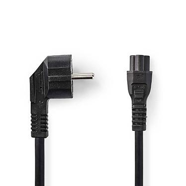 Avis Nedis Câble d'alimentation tripolaire noir - 2 mètres