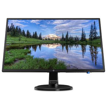 """HP 23.8"""" LED - 24y 1920 x 1080 pixels - 8 ms (gris à gris) - Format large 16/9 - Dalle IPS - HDMI - Noir"""
