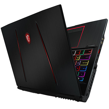 Avis MSI GE75 Raider 8RE-015FR