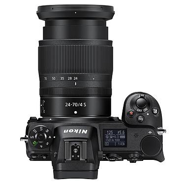 Avis Nikon Z 6 + 24-70mm f/4 S