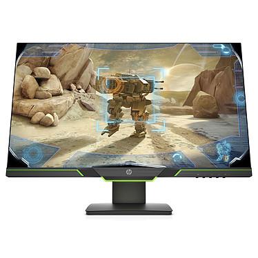 "HP 25"" LED - 25x 1920 x 1080 pixels - 1 ms - Format large 16/9 - Dalle TN - 144 Hz - DisplayPort - HDMI - Noir"