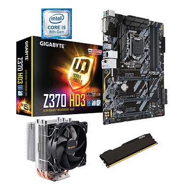 Kit Upgrade PC Core i5 Gigabyte Z370 HD3 4 Go