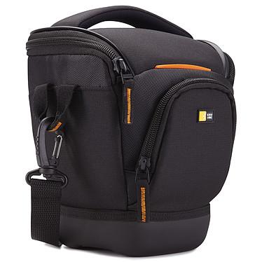 Case Logic DSLR Shoulder Bag Sac bandoulière pour appareil photo reflex avec deux objectifs et accessoires