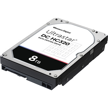 Western Digital Ultrastar DC HC320 8 To (0B36400) pas cher