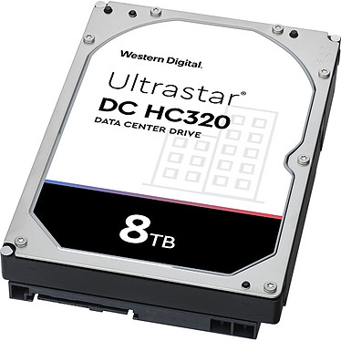 Acheter Western Digital Ultrastar DC HC320 8 To (0B36400)