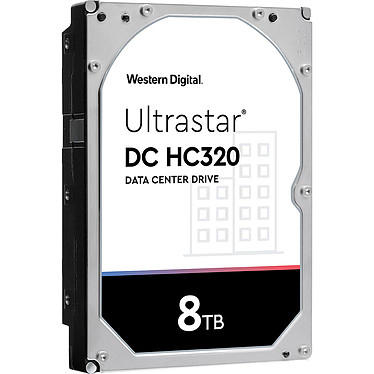 Avis Western Digital Ultrastar DC HC320 8 To (0B36400)