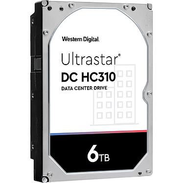 Avis Western Digital Ultrastar DC HC310 6 To (0B36039)