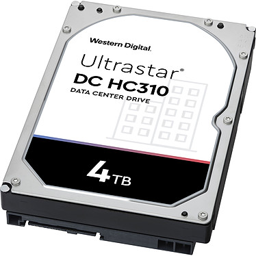 Acheter Western Digital Ultrastar DC HC310 4 To (0B36048)