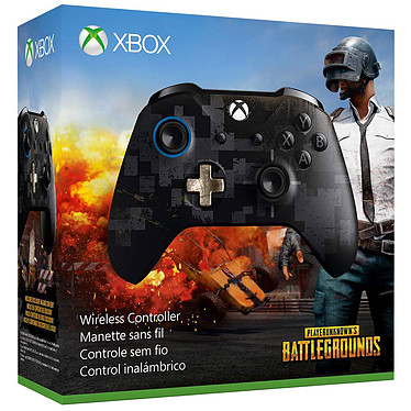 Avis Microsoft Xbox One Wireless Controller PlayerUnknown's Battlegrounds (PUBG)