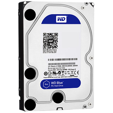 Acheter Western Digital WD Blue 4 To SATA 6Gb/s 64 Mo