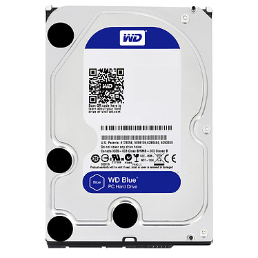 Avis Western Digital WD Blue 6 To SATA 6Gb/s 256 Mo