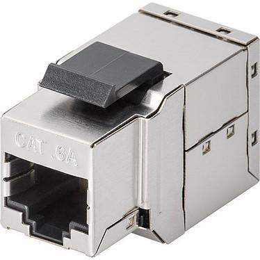 Goobay Coupleur RJ45 Keystone Cat 6a STP - 500 MHz