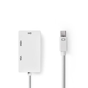 NEDIS Adaptateur Mini DisplayPort - DVI
