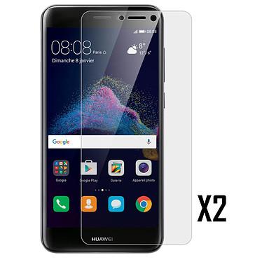 Akashi Verre Trempé Premium Huawei P8 Lite 2017 Lot de 2 films de protection d'écran en verre trempé pour Huawei P8 Lite 2017