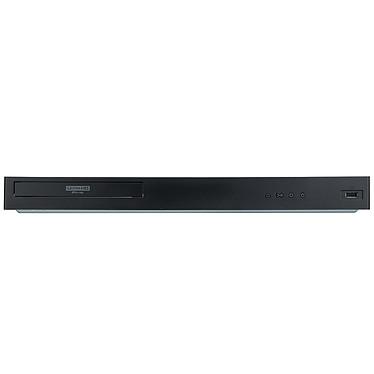 LG UBK80 Lecteur Blu-ray 3D Ultra HD HDR10 avec USB