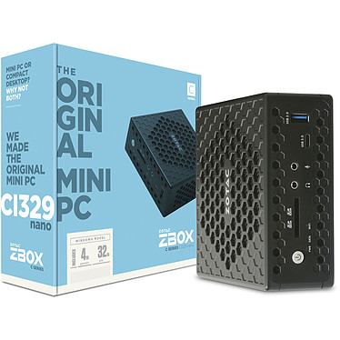 ZOTAC eMMC (Puce à mémoire Flash)