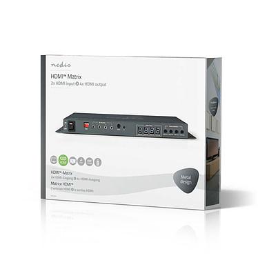Acheter NEDIS Matriciel HDMI 2x4