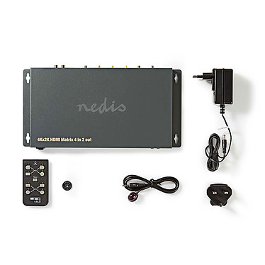 Acheter Nedis Matriciel HDMI 4x2