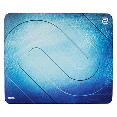 BenQ Zowie G-SR Bleu Tapis de souris en caoutchouc pour gamer (taille supérieure)