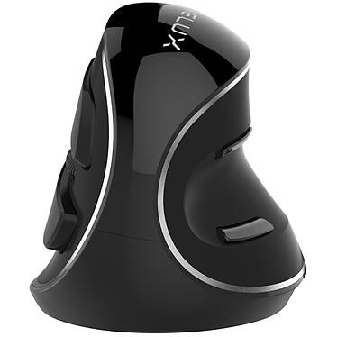 Delux M618 PLUS GX (pour droitier) Souris sans fil ergonomique - droitier - capteur optique 1600 dpi - 6 boutons - verticale