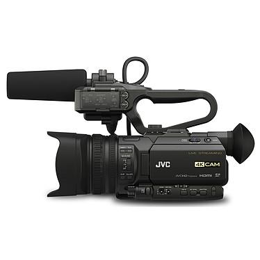 Avis JVC GY-HM250E