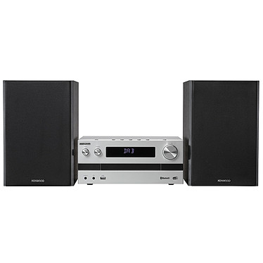Kenwood M-918DAB Micro-chaîne CD/FM/DAB+/MP3 - 2 x 50 Watts - Bluetooth - Port USB