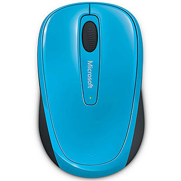 Microsoft Wireless Mobile Mouse 3500 Bleue