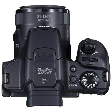 Avis Canon PowerShot SX70 HS