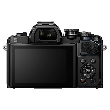 Avis Olympus E-M10 MK III Noir + 14-42mm EZ Pancake + Olympus LS-P2 + Adaptateur Flash + Carte MicroSD 4 Go