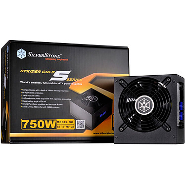 SilverStone Strider ST75F-GS V 2.0 80PLUS Gold