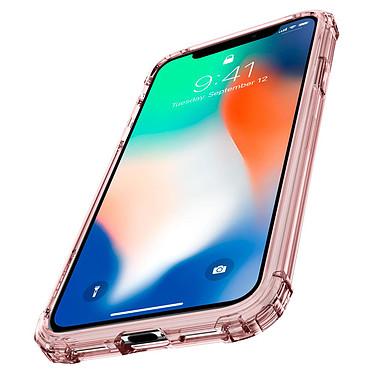 Avis Spigen Case Crystal Shell Rose iPhone X