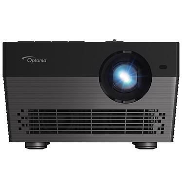 Optoma UHL55 Vidéoprojecteur DLP à LED - Ultra HD - Full 3D - 2000 ANSI lumens - HDR - Lens Shift vertical - HDMI 2.0 - Wi-Fi/Bluetooth - 2 x 8 Watts