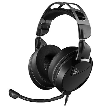 Turtle Beach Elite Atlas Casque-micro filaire avec son surround et microphone multidirectionnel (PC, PS4, Xbox One, Nintendo Switch et appareils mobiles)