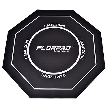 Florpad Game Zone Alfombrilla para asiento de jugador