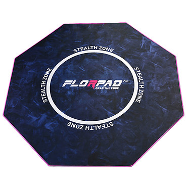 Florpad Stealth Zone  Tapis de sol pour siège gamer