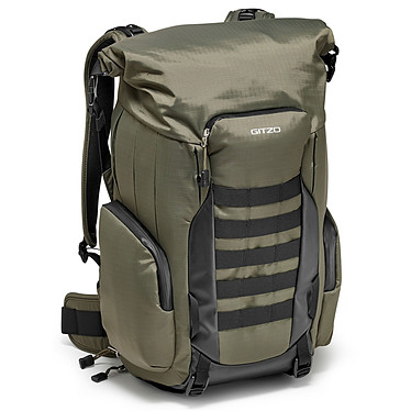 Gitzo Adventury 30L Sac à dos pour appareil photo reflex, objectifs, accessoires avec compartiments PC portable et tablette