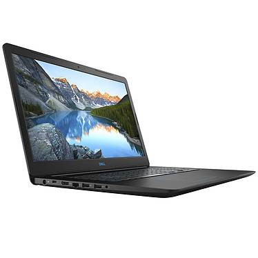 "Dell G3 17-3779 (81348) Intel Core i5-8300H 8 Go SSD 128 Go + HDD 1 To 17.3"" LED Full HD NVIDIA GeForce GTX 1060 6 Go Wi-Fi AC/Bluetooth Webcam Windows 10 Famille 64 bits"