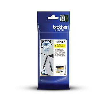 Brother LC3237Y Cartucho de tinta amarilla (1.500 páginas al 5%)