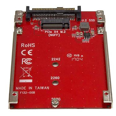Acheter StarTech.com Adaptateur PCI Express M.2 vers U.2