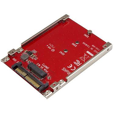 StarTech.com U2M2E125 Adaptateur PCI Express M.2 vers U.2