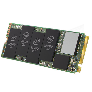 QLC (Quad-Level Cell) Intel