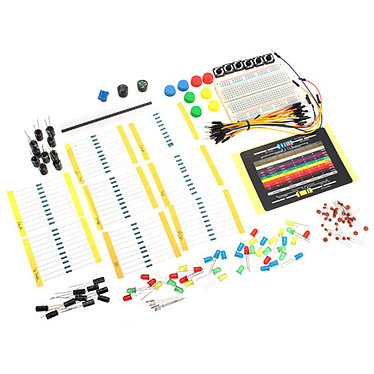 Pack de composants électroniques